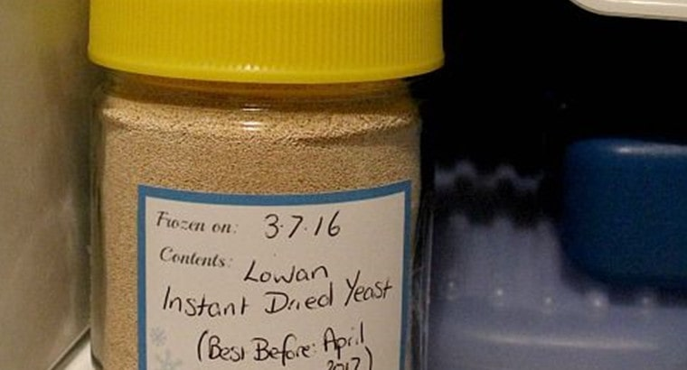 How To Store Yeast