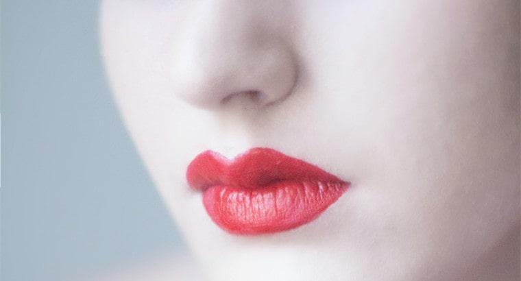 Heart-Shaped Lips