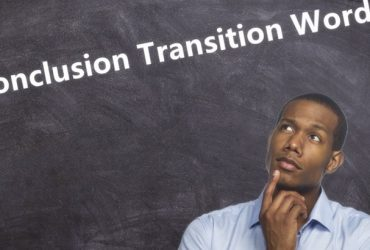 conclusion transition words
